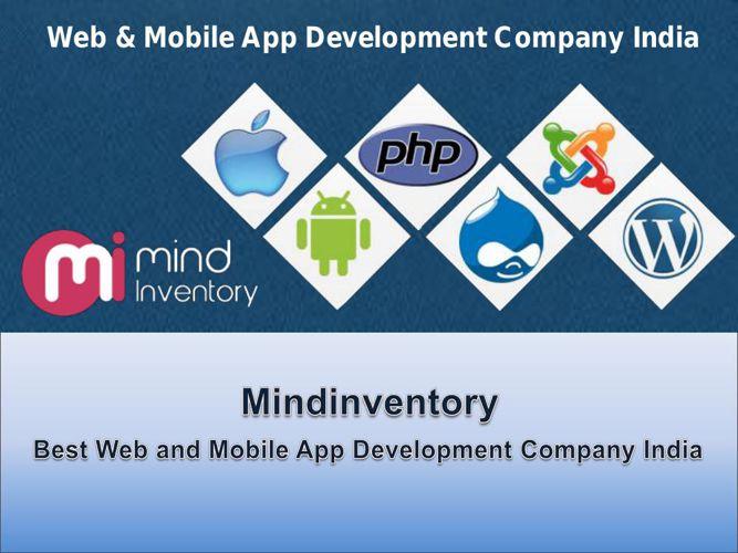 Web & Mobile Application Development Company India