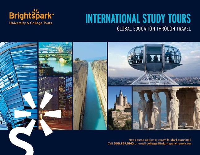 Brightspark University & College Tours