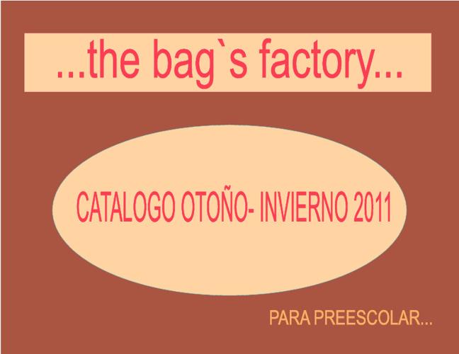 CATALOGO OTOÑO-INVIERNO 2011.