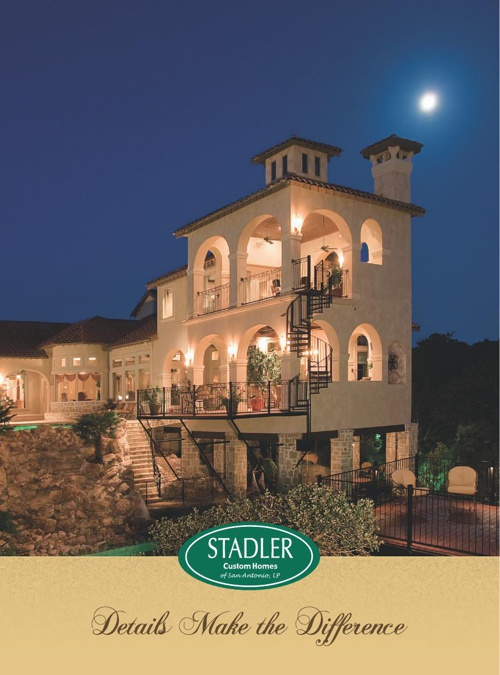 Stadler Custom Homes Brochure