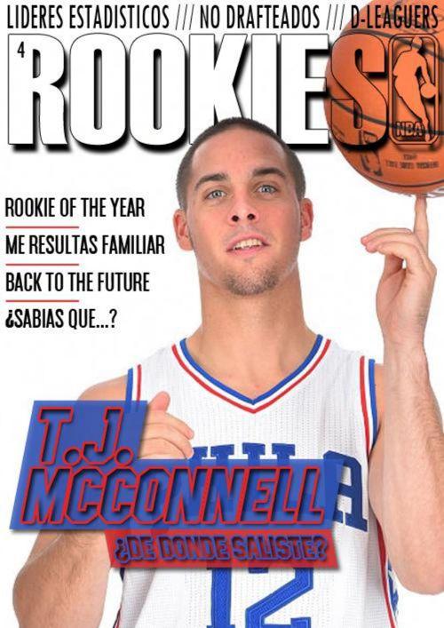 Rookies NBA Magazine 4