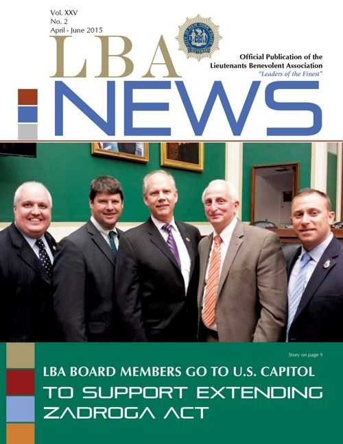 LBA News   April - June 2015