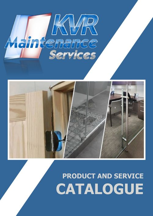 KVR MAINTENANCE SERVICES
