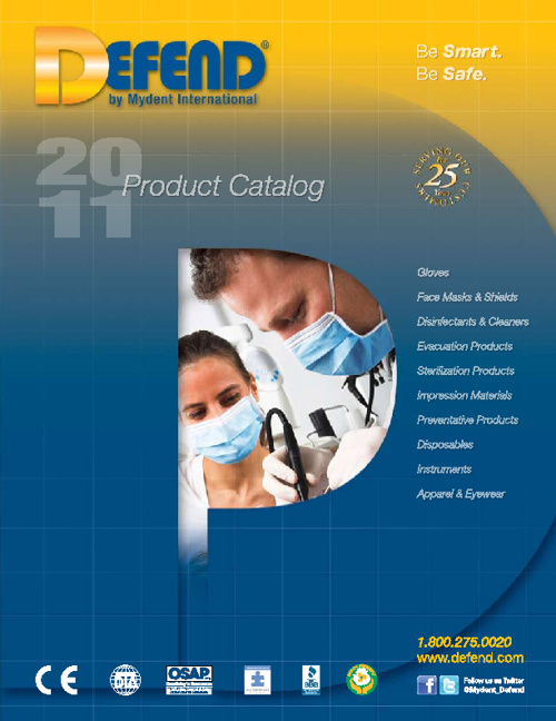 2011 DEFEND Product Catalog