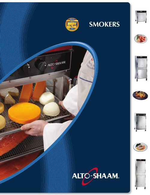 Alto-Shaam Smoker Ovens Brochure