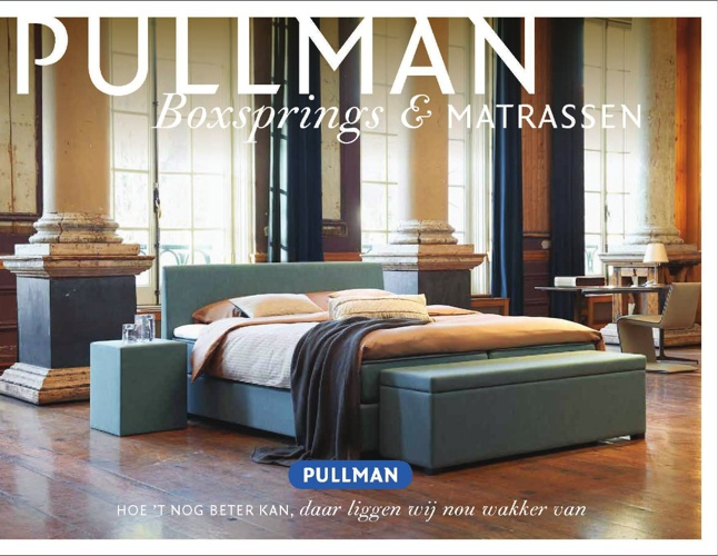 Copy of Pullman Collectie Brochure 2013