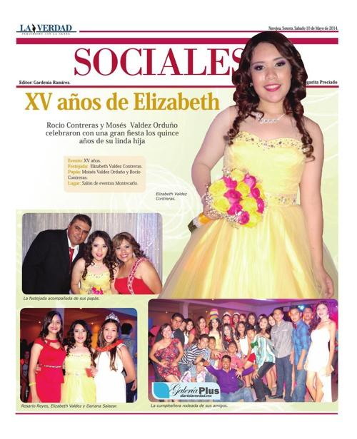 SOCIALES 10 MAYO 2014