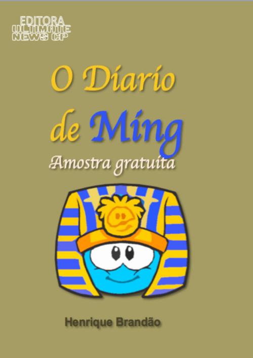Amostra Gratis do Livro O Diario de Ming