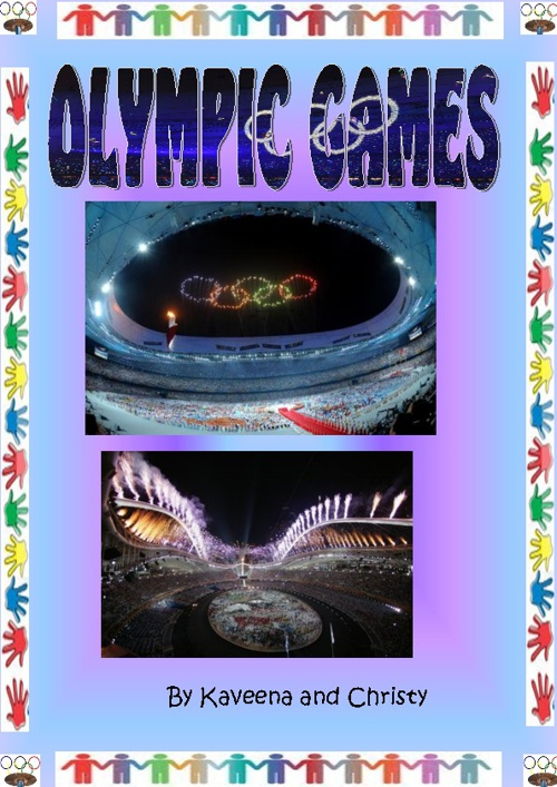 Olympic Games by Kaveena & Christy