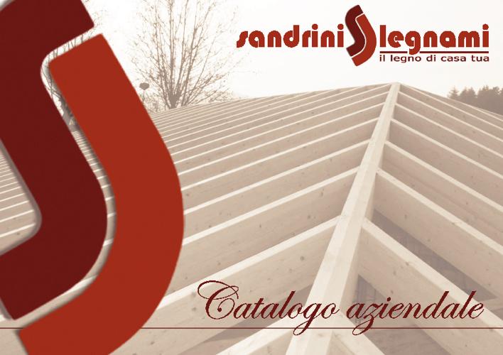 Sandrini Legnami - Catalogo Aziendale