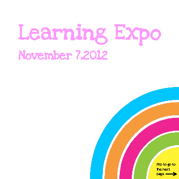 Learning Expo Courses and Schedule