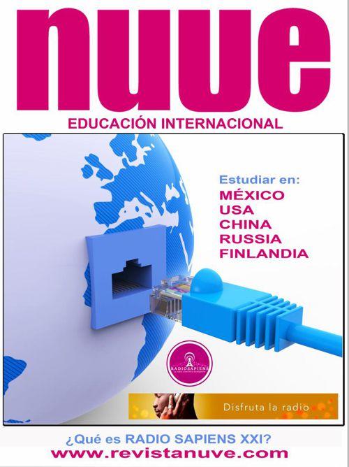 Cuaderno de Radio Sapiens XXI publicado en Revista Nuve 9