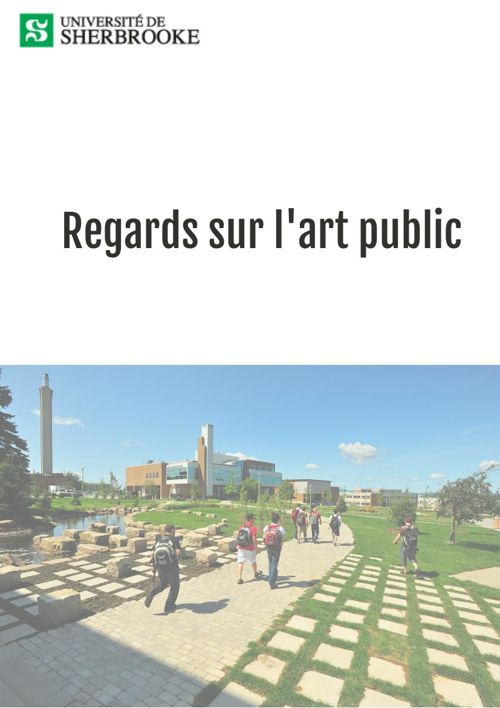 Regards sur l'art public.