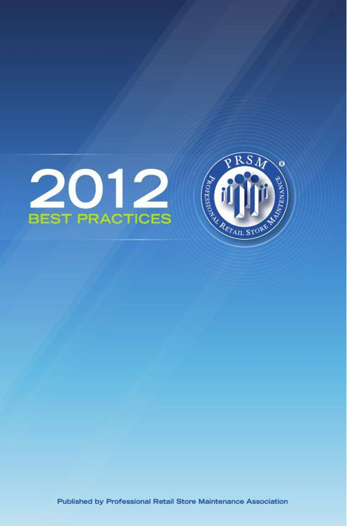 PRSM 2012 Best Practices Book