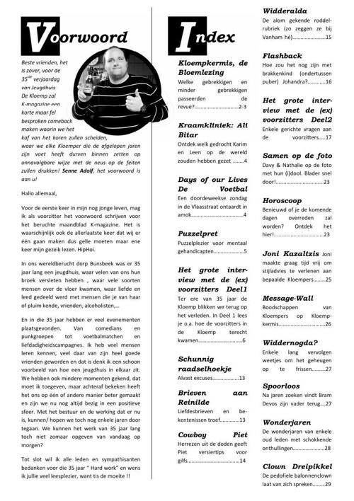 kmagazine-35jaar-dekloemp-deel1