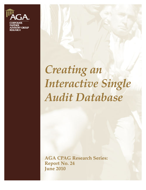 Single Audit Database