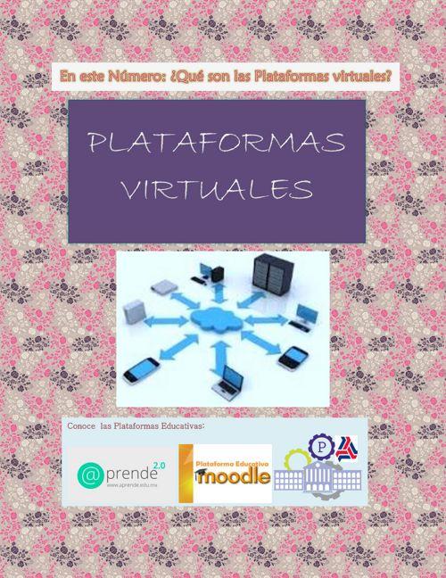Las Plataformas Educativas Digitales