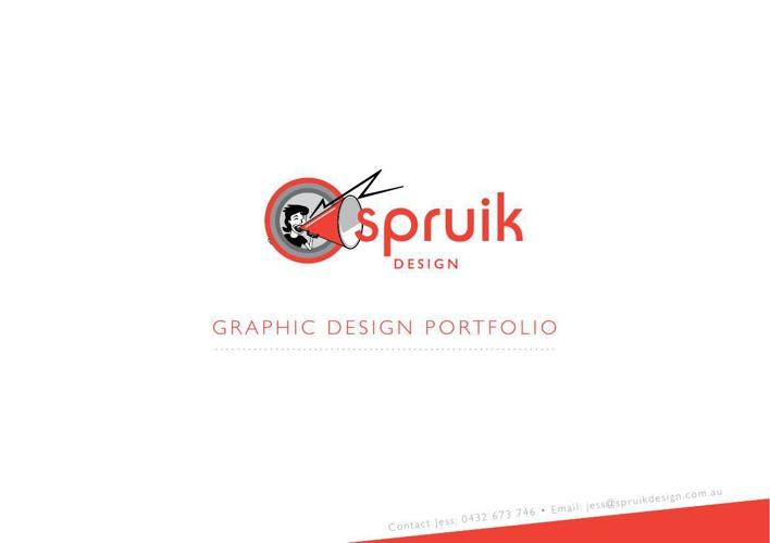 Spruik Design Portfolio