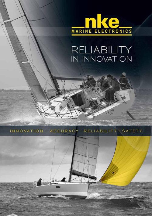 nke Marine Electronics Product Brochure 2015