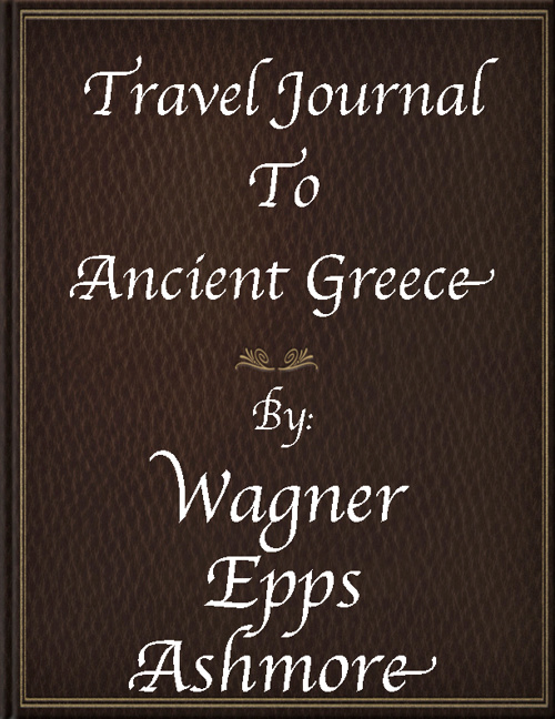 Travel Journal To Ancient Greece