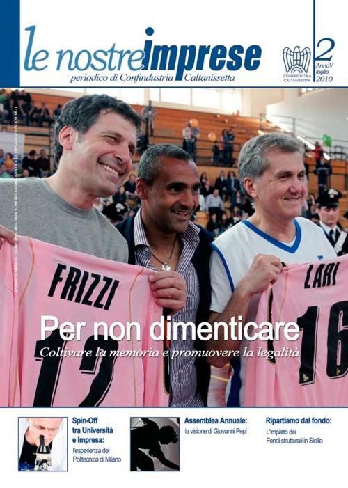 Le Nostre Imprese anno V num 2 luglio 2010