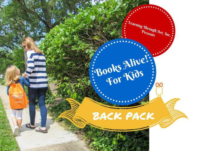 BA!FK Back Pack Program