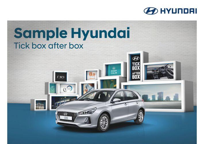 UPDATED HYUNDAI P3 Range Mailer