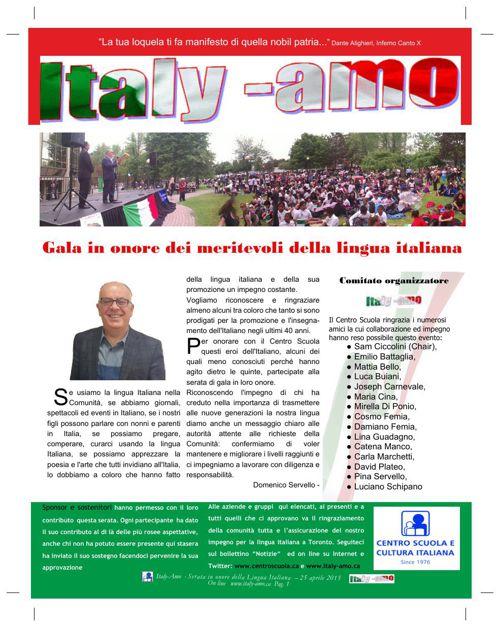 Italy-amo 25 aprile 2015