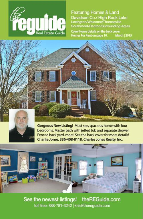 March Davidson County Real Estate Publication