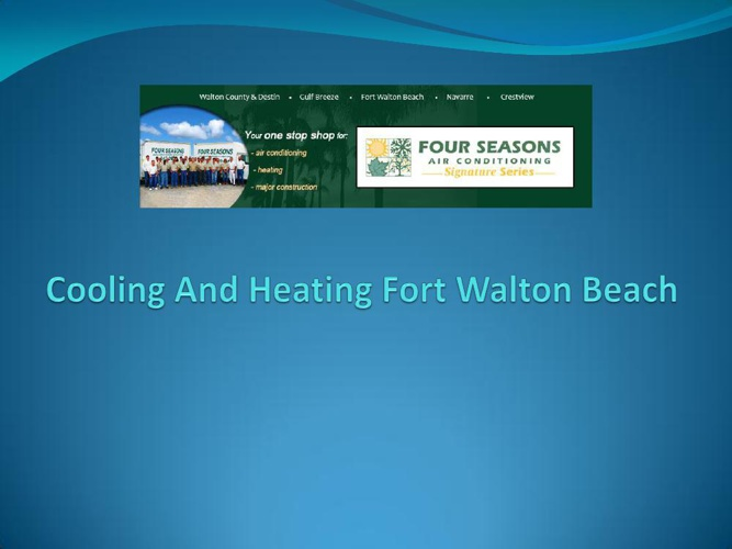 Cooling And Heating Fort Walton Beach