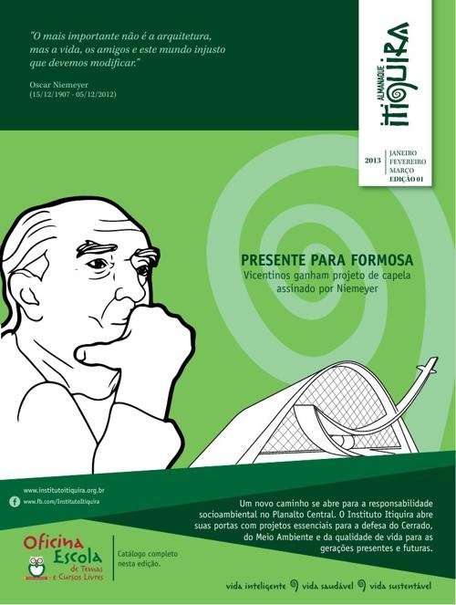 Almanaque Itiquira - Edição 01