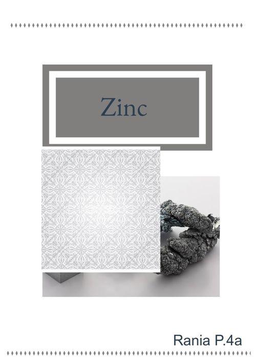 Zinc - Rania p.4a