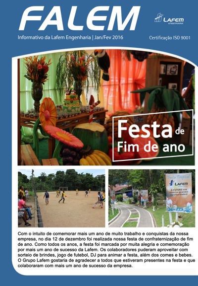 JORNAL FALEM - JANEIRO/FEVEREIRO