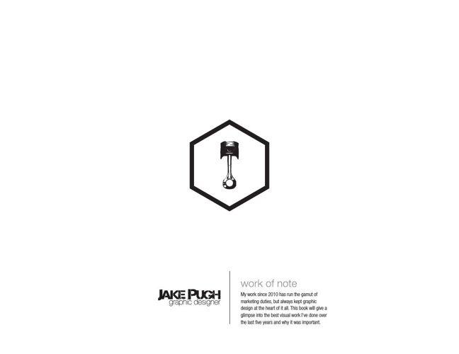 Jake Pugh - Portfolio 2016