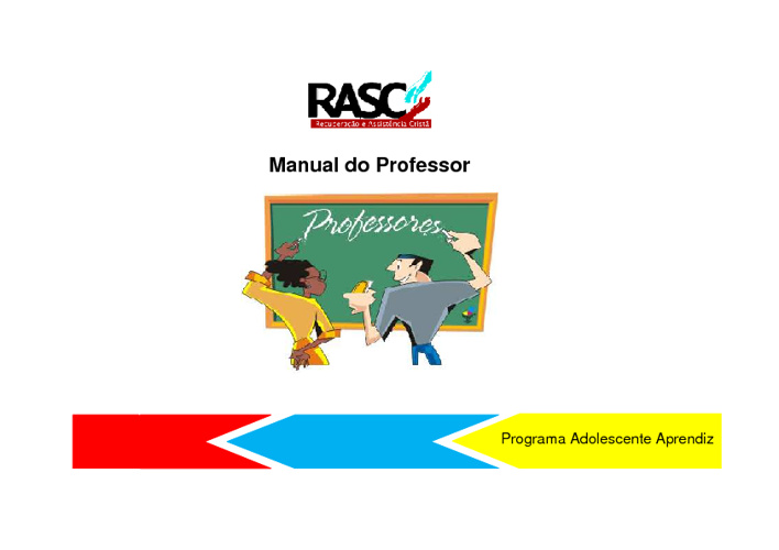 Manual do Professor - RASC