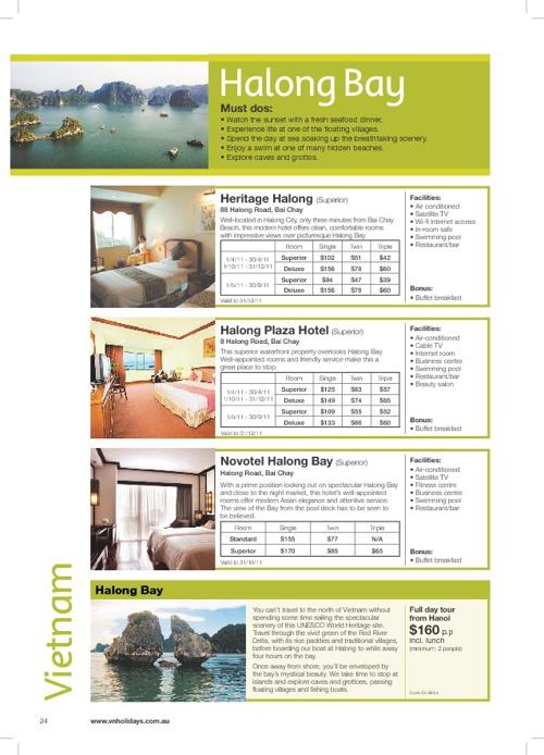 Hotel - Halong Bay
