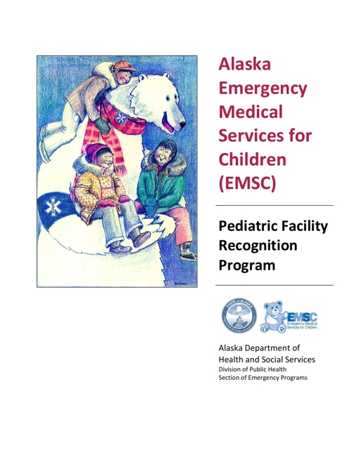 Alaska Pediatric Facility Recognition Program