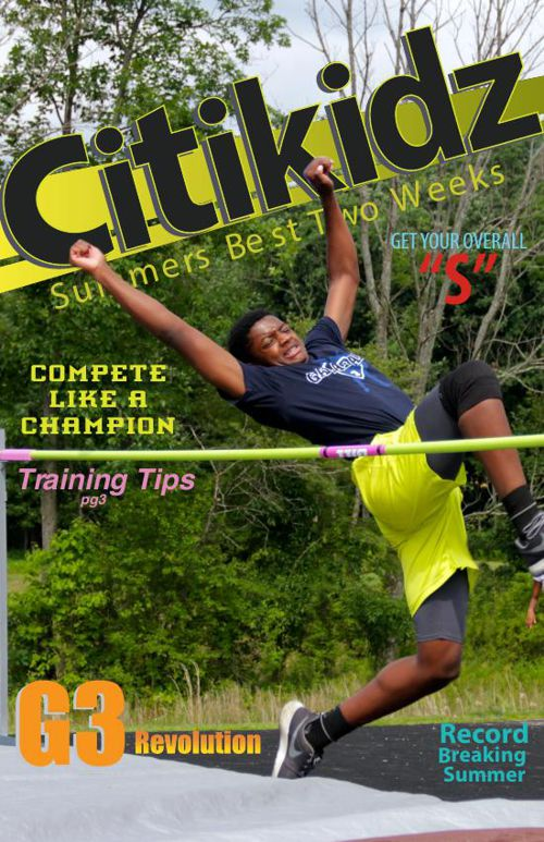 2015 Citikidz Camp Book