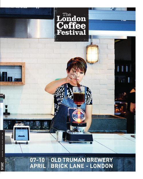 The London Coffee Festival Magazine, 2016