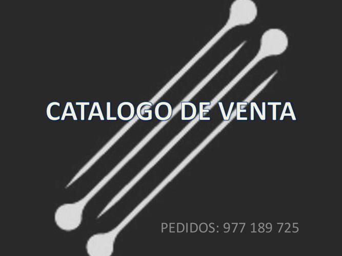 CATALOGO DE VENTA