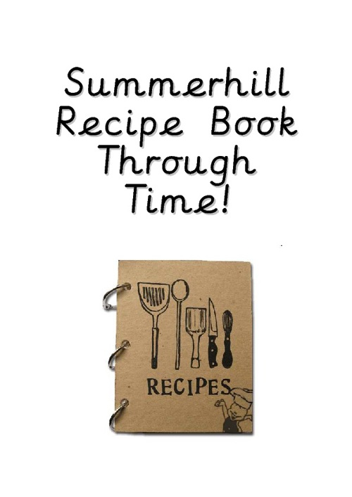 TEST RECIPE BOOK