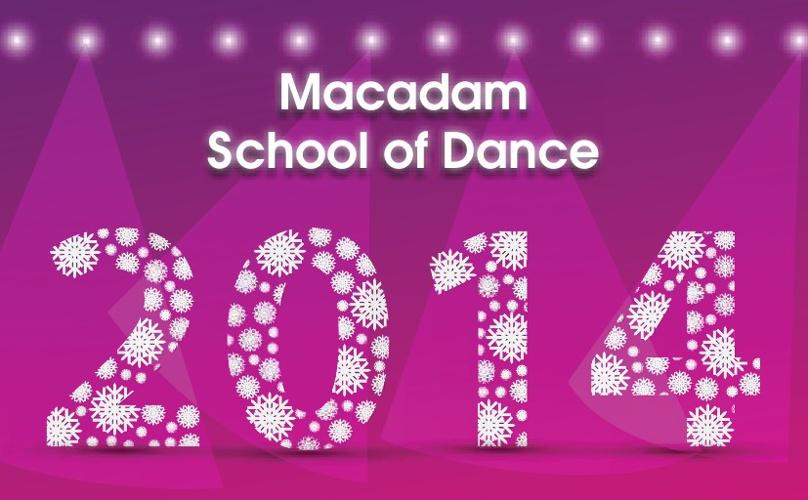 Macadam Calendar 2