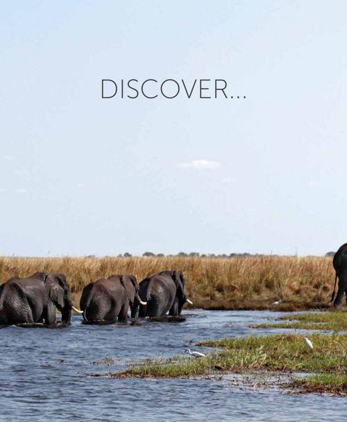 andBeyond Discover Botswana Brochure