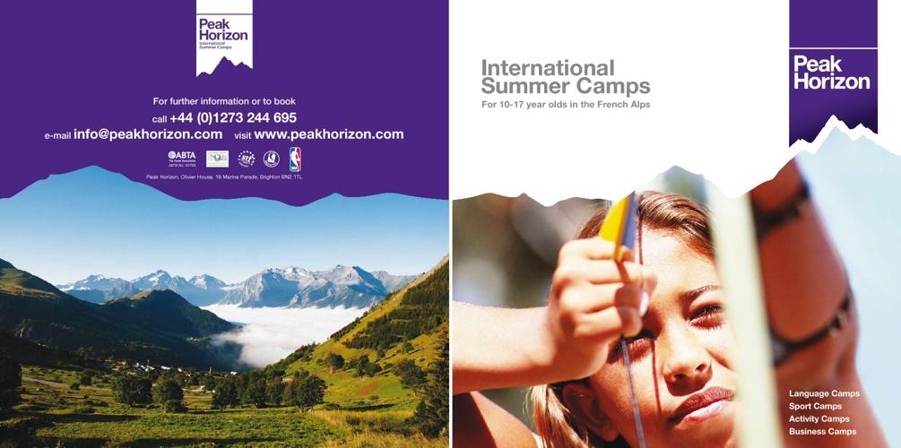 Peak Horizon International Summer Camps