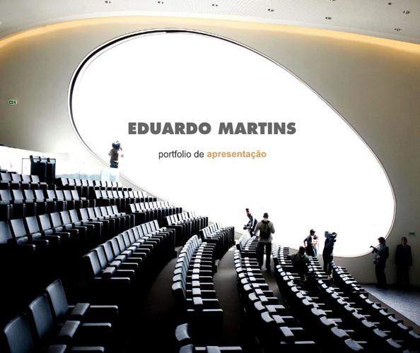 Eduardo Martins - Portfolio Apresentação