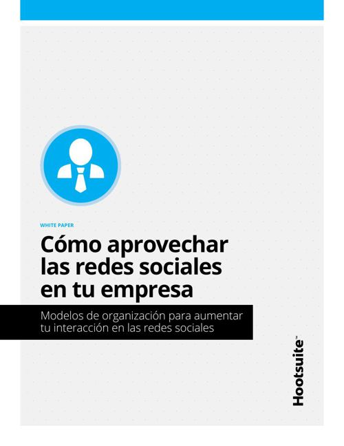 como aprovechar las redes sociales en tu empresa