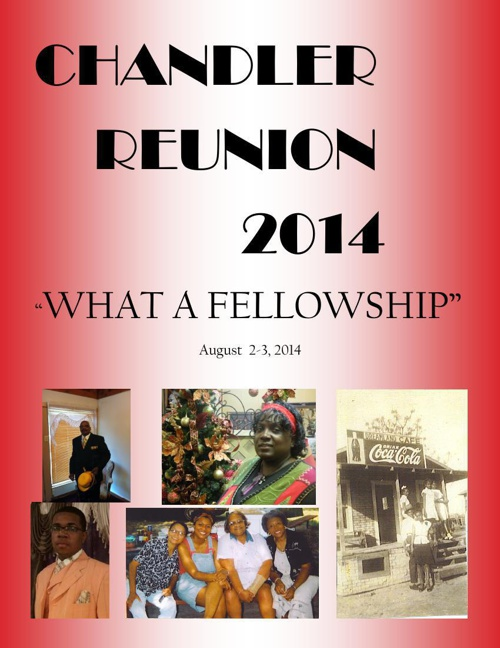 Chandler Reunion 2014