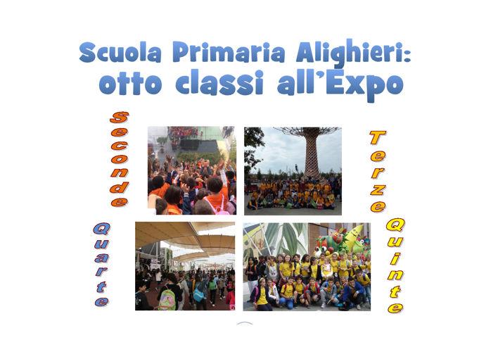 8 classi all'EXPO