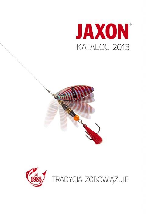KATALOG JAXON 2013