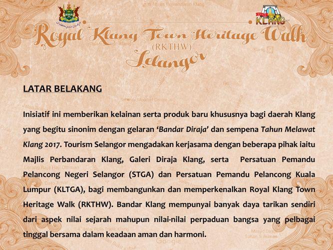 Royal Heritage Klang 2017